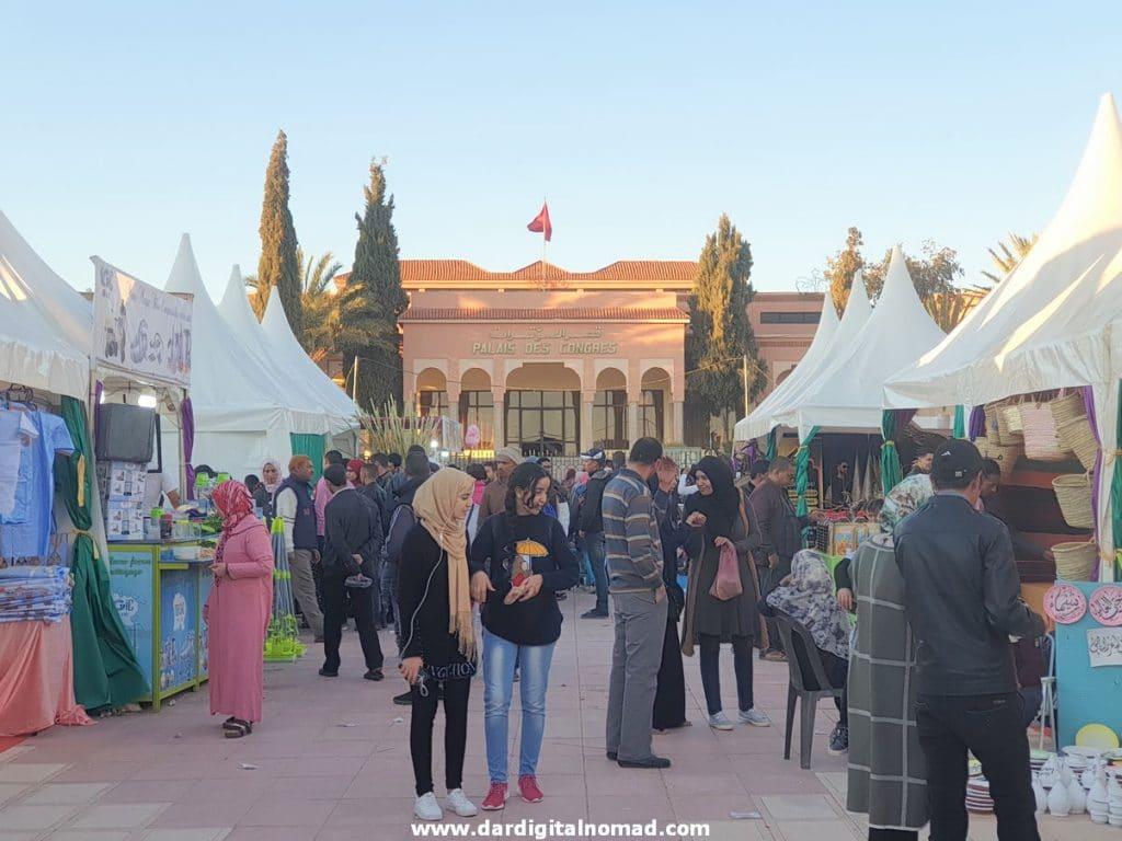 3 de Mars Square Ouarzazate