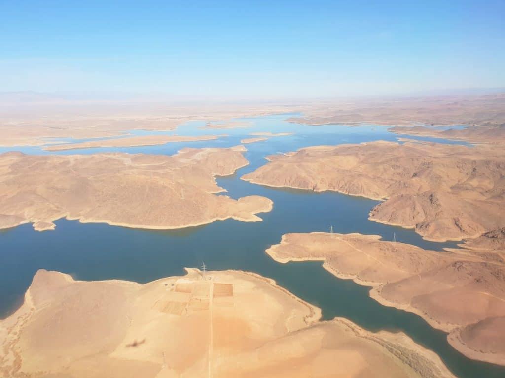 Al-Mansour Ad-Dahbi Lake Ouarzazate