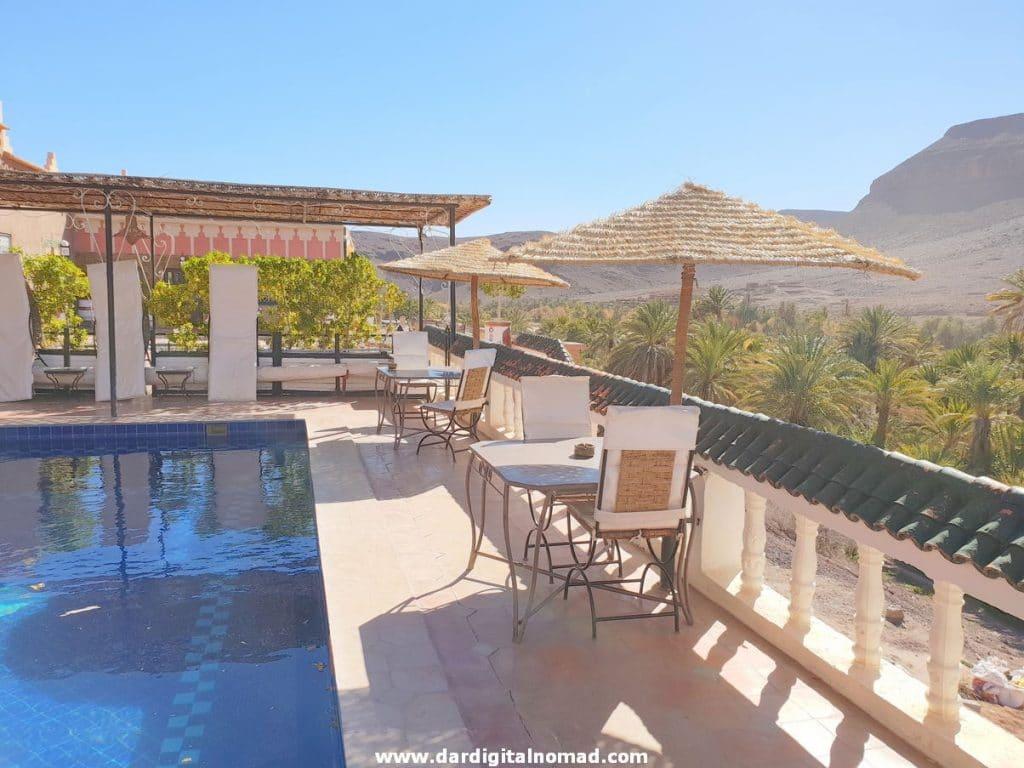Auberge La Terrasse des Delices in Ouarzazate