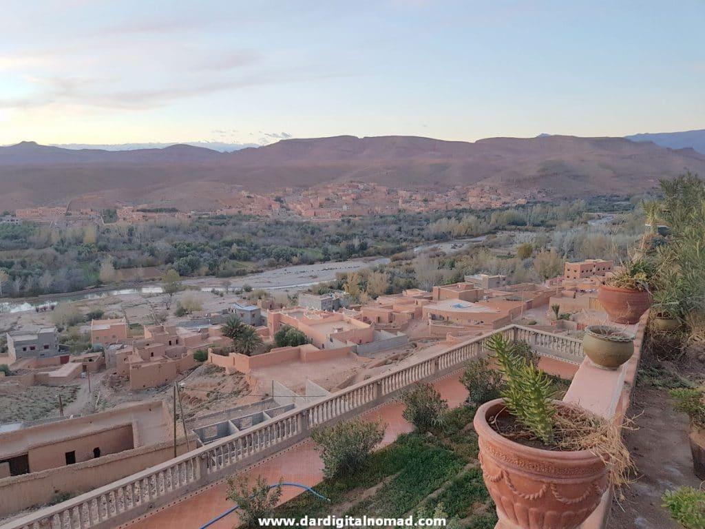 Boumalne Dades Morocco