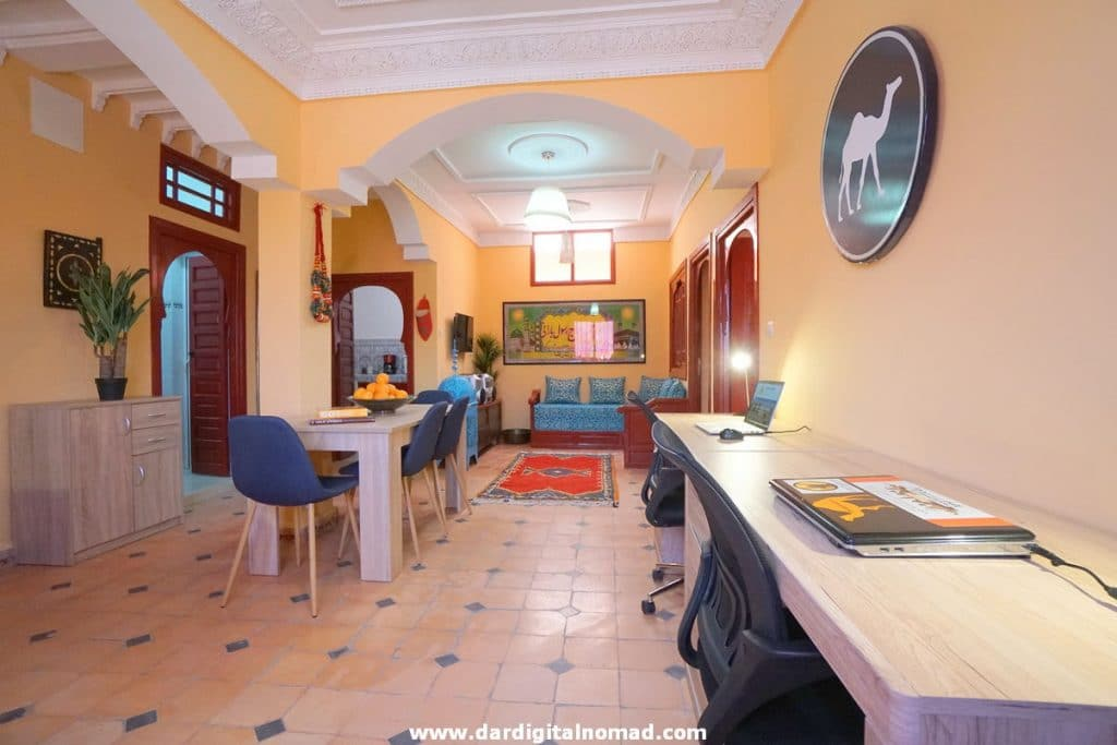 Coworking & Coliving Space In Morocco Coworking & Coliving Space in Morocco
