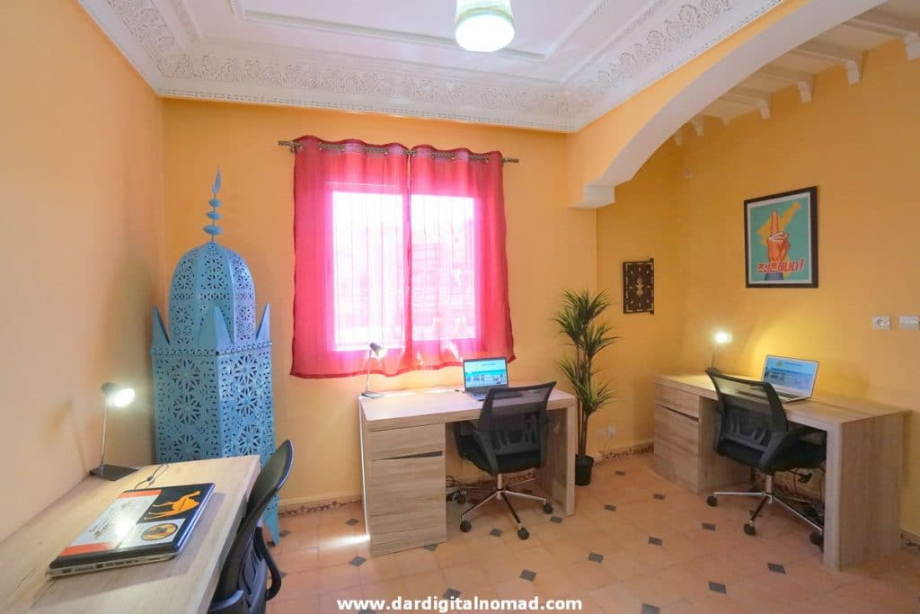 The House Coworking & Coliving Space in Morocco