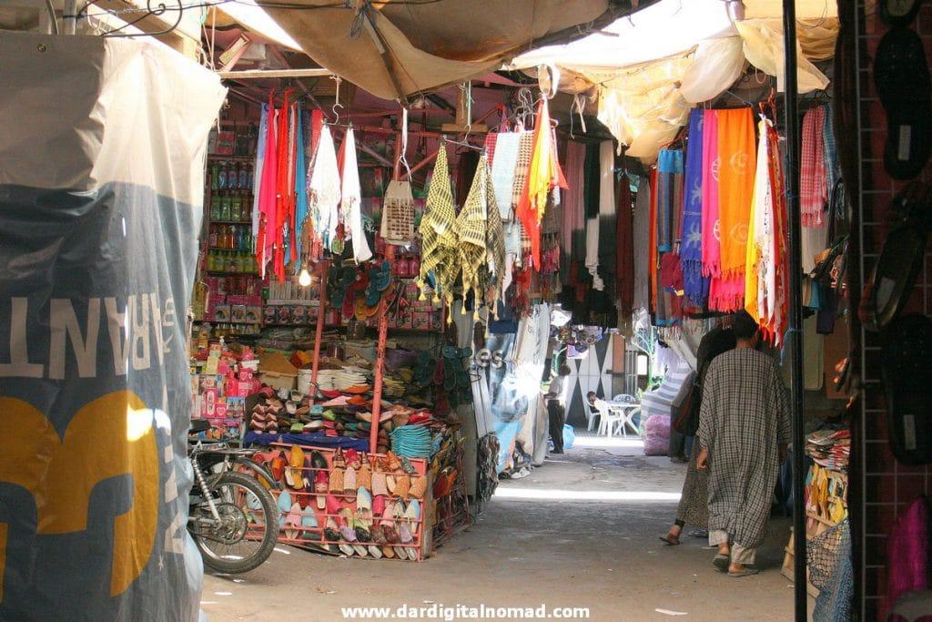 Central Market Ouarzazate