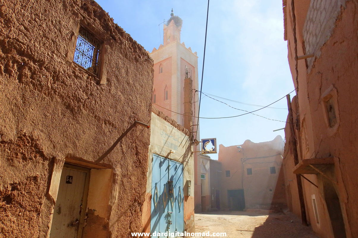 DIFFERENCE BETWEEN A MEDINA AND A KSAR