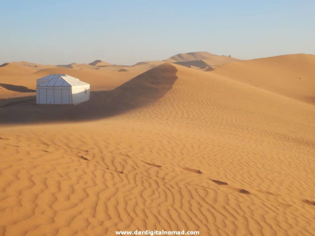 Erg Chigaga Dunes Morocco
