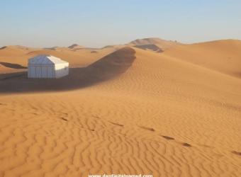 Erg Chigaga Dunes