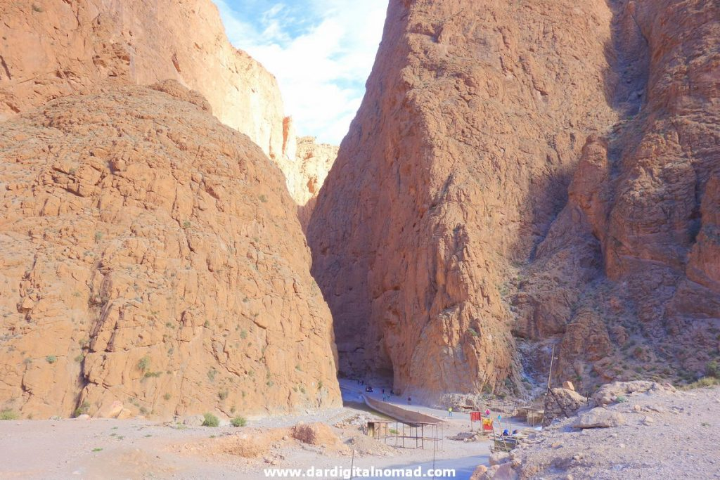 Gorges du Todra Canyon Morocco