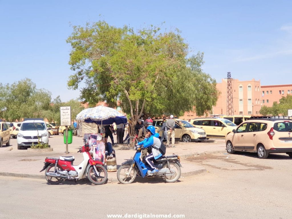 Grand Taxis Main Terminal Ouarzazate