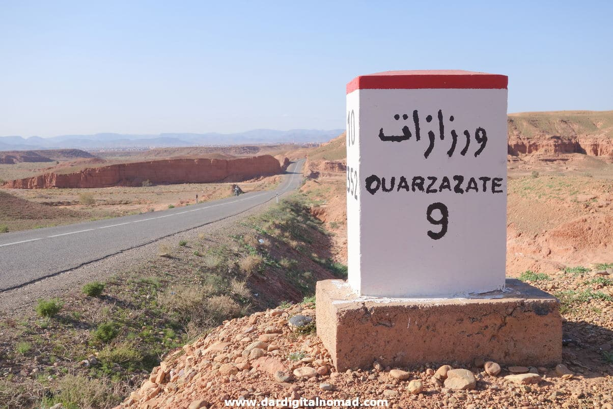 HOW TO GET TO OUARZAZATE