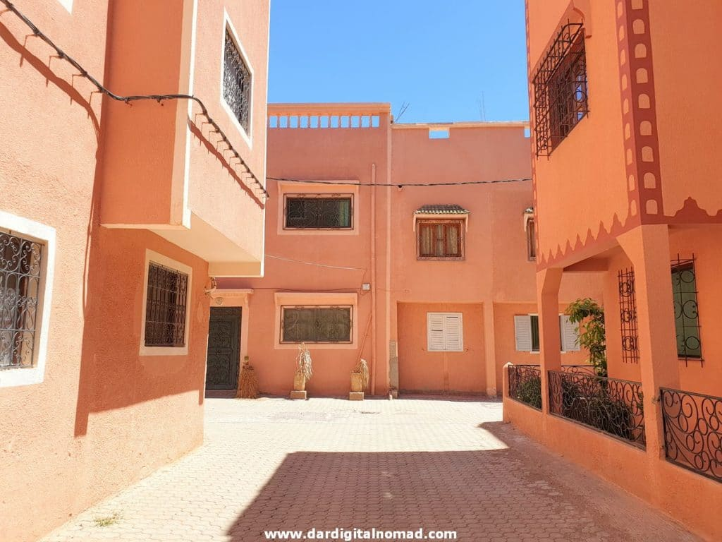 Location Coworking & Coliving Space in Morocco