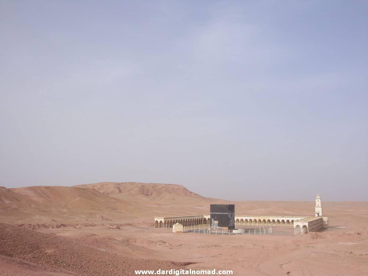 Ibn Battuta Movie Set