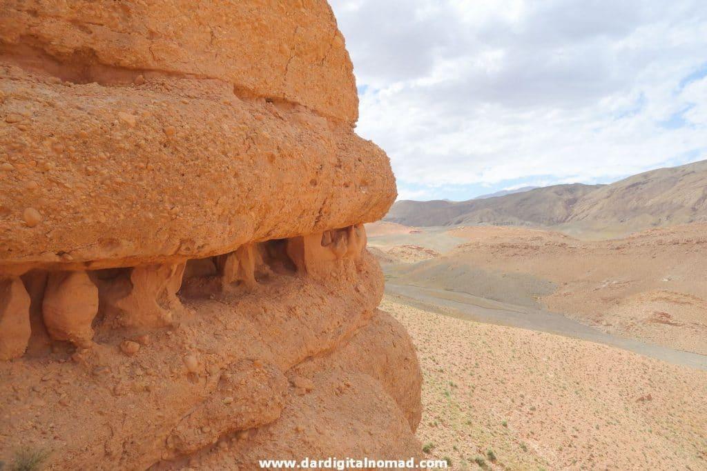 Iguernan Natural Reserve Ouarzazate