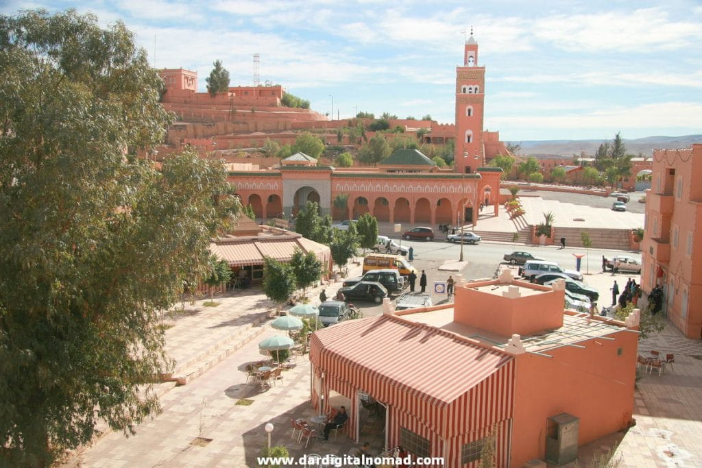 Mosquee Somalie Ouarzazate