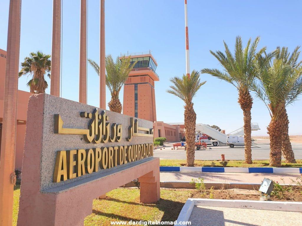 Ouarzazate Airport OZZ