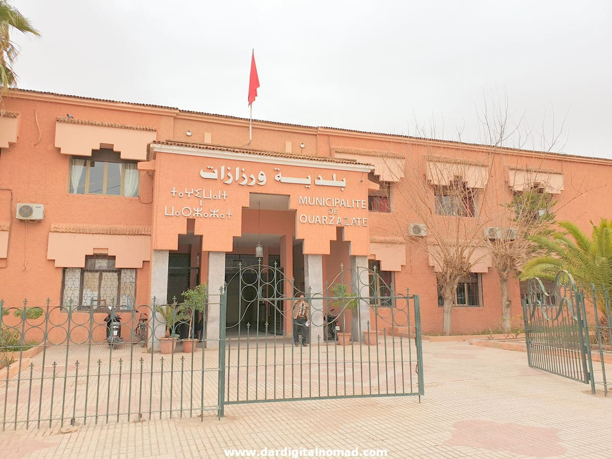 Ouarzazate City Hall