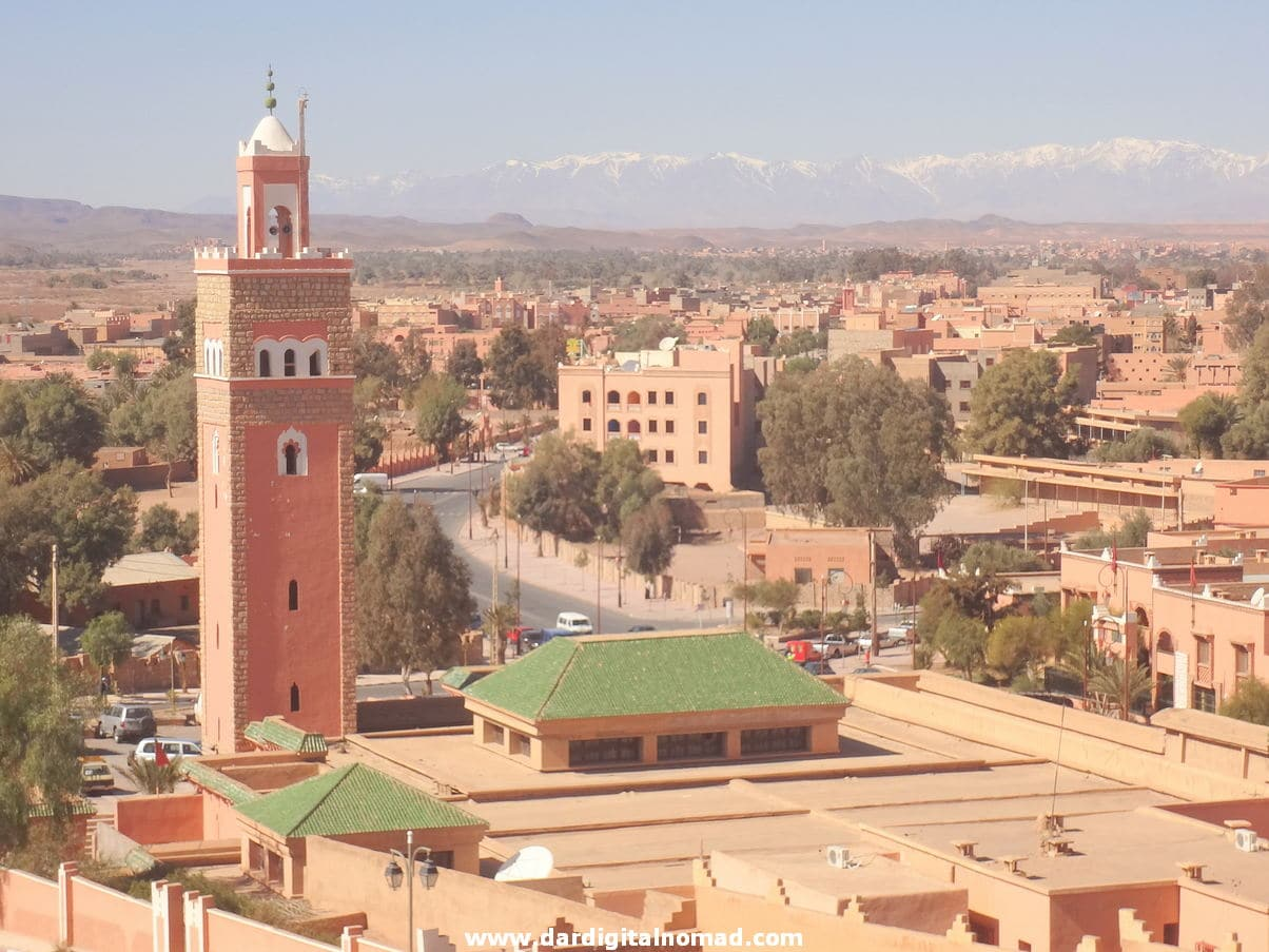Foreign Embassies in Morocco Coworking & Coliving Space in Morocco