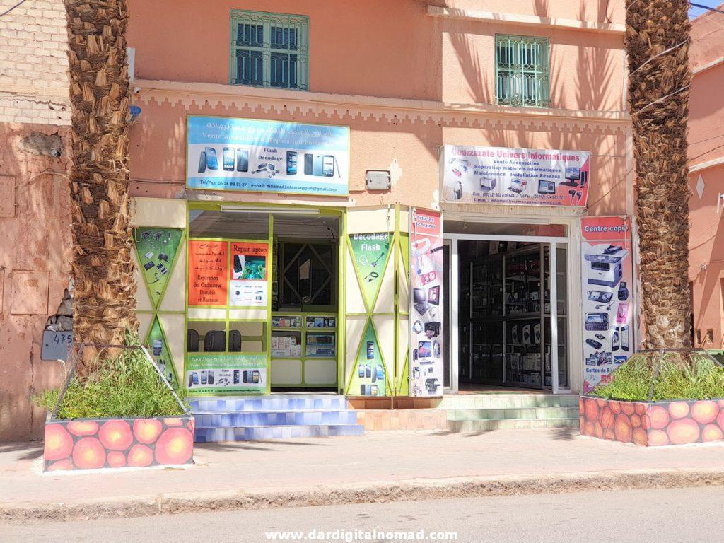 Ouarzazate Univers Informatiques