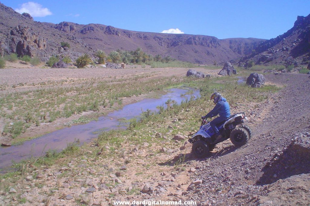 Rent Quad and Buggys Quad Ouarzazate