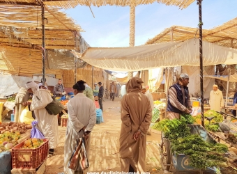 Rissani Thursday Market