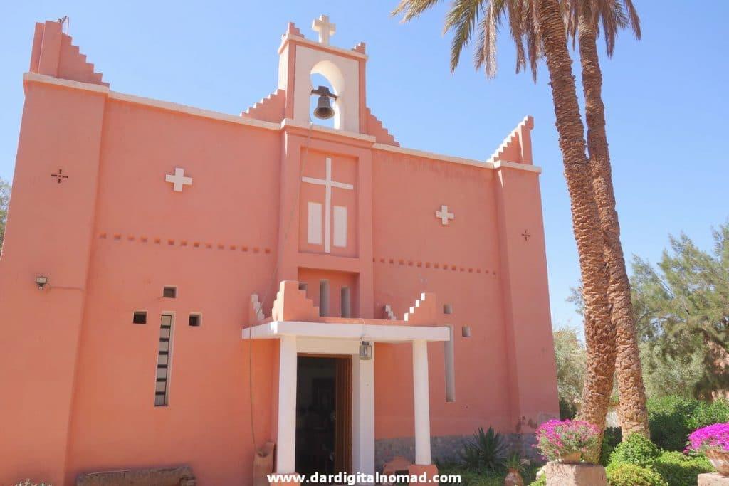 Saint Theresa Church Ouarzazate