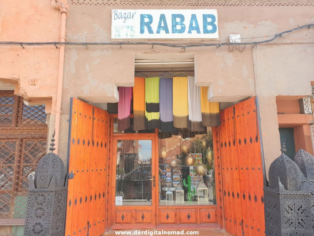 Shop Rabab in Ouarzazate