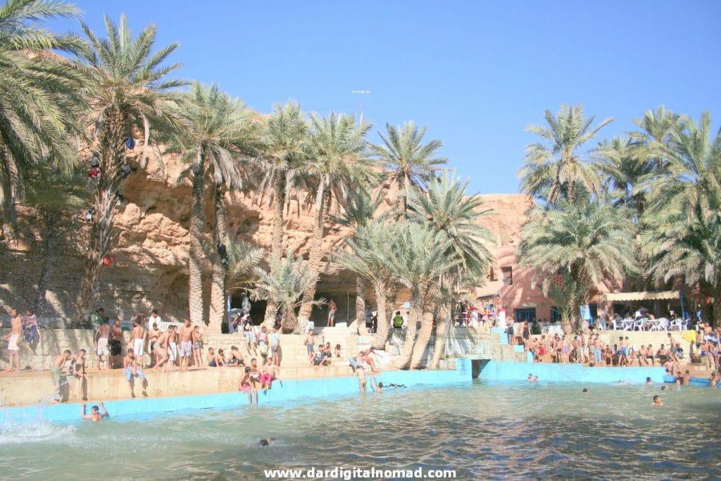 Source Bleu de Meski Morocco