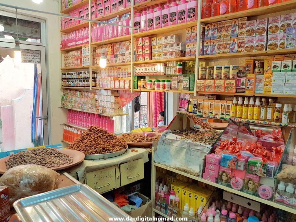 Spice Shop Le Cadeau du Sahara
