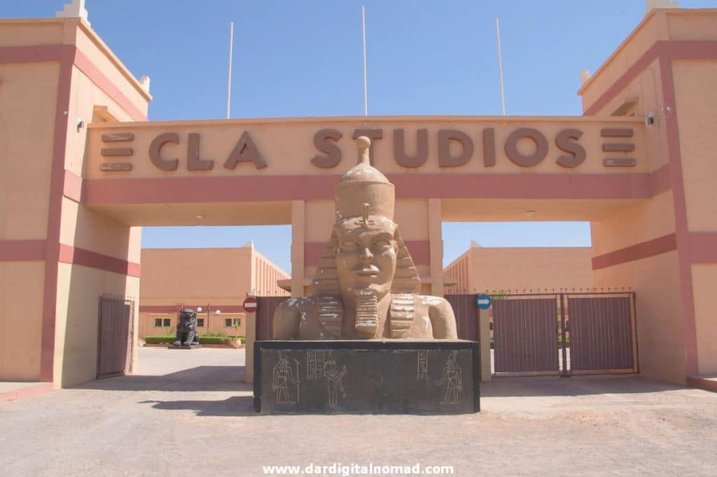 Studios CLA Ouarzazate