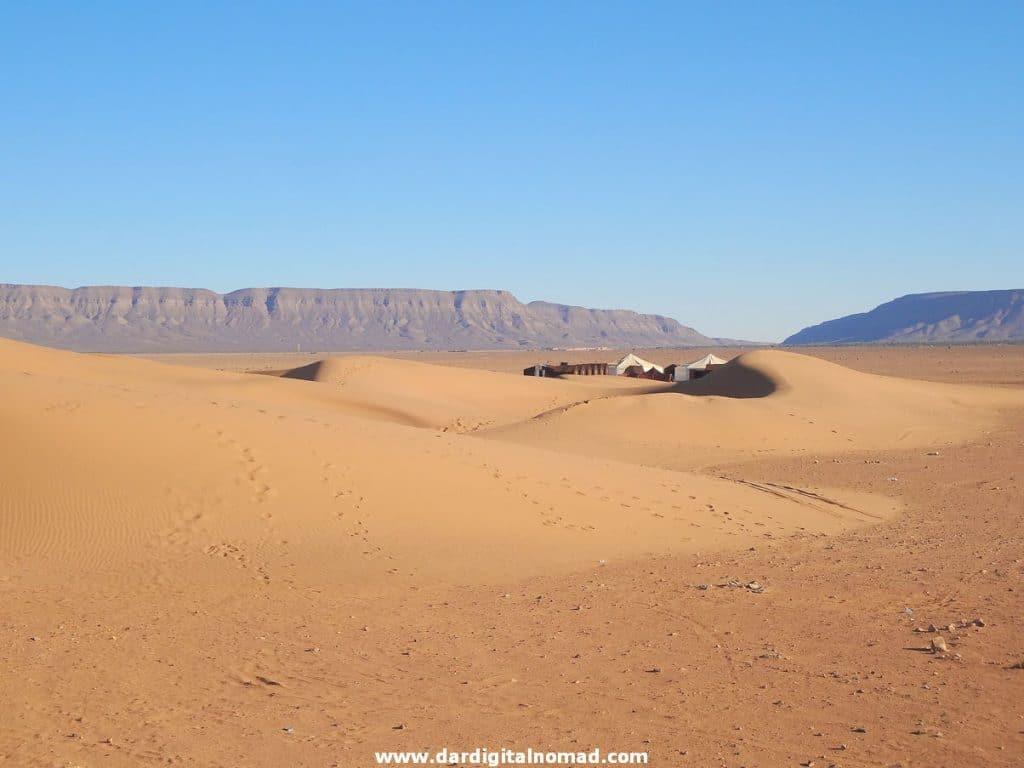 Tinfou Dunes Morocco