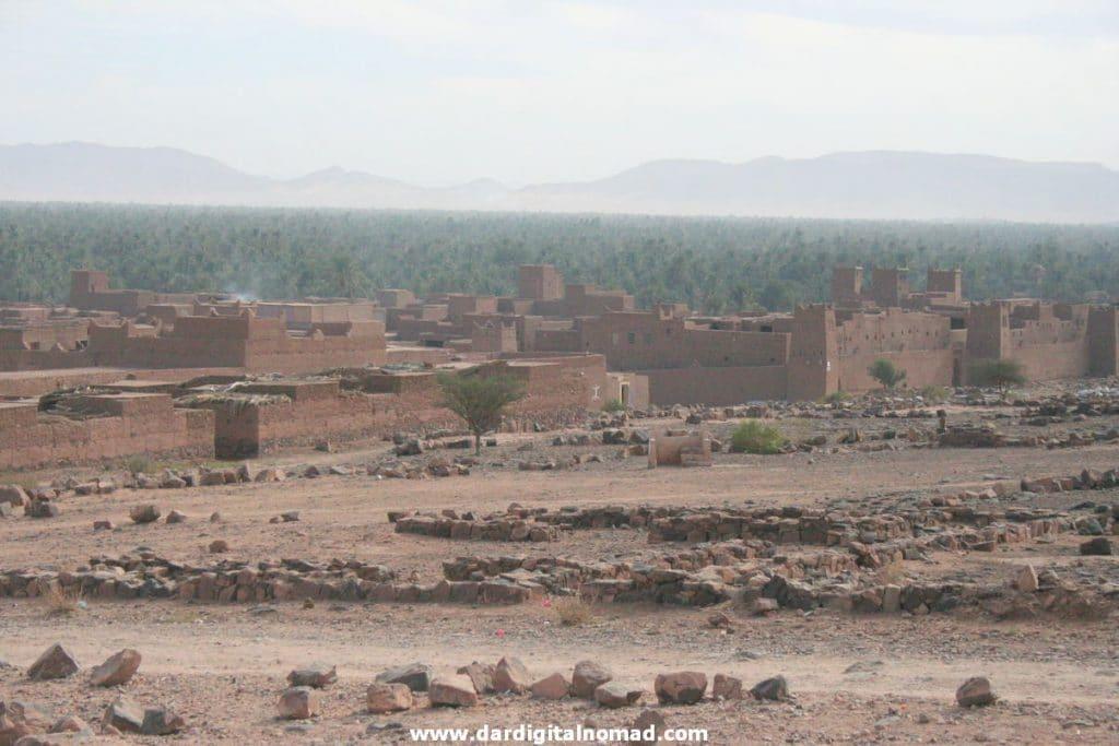 Tissergate Ksar morocco