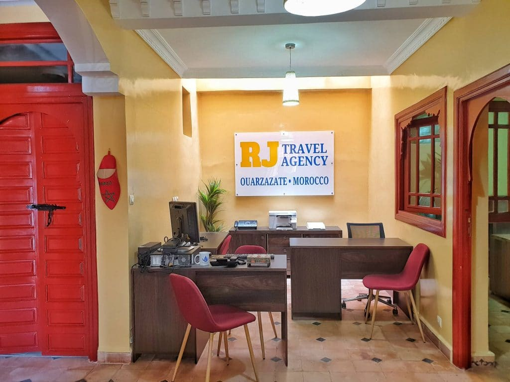 travel agent in Morocco